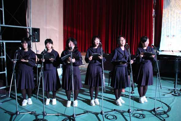 檜山北高等学校制服画像